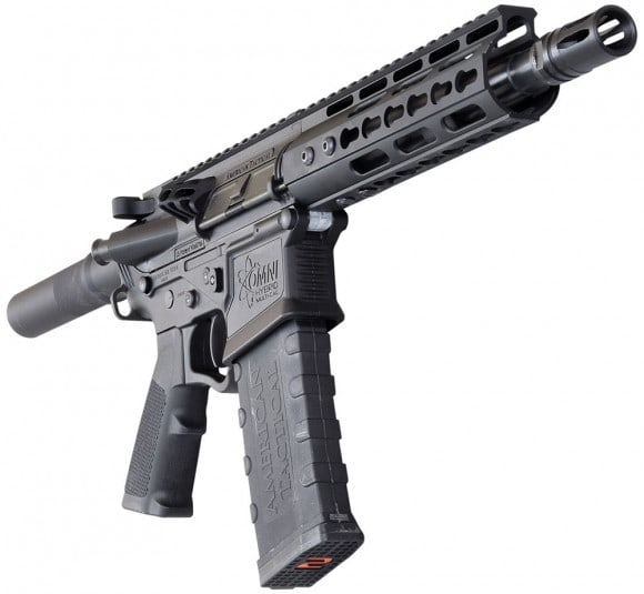 "American Tactical Imports Omni Hybrid Maxx 300ACC Pistol, 300 Black 10.5"" 30rd - GOMXP300-10P4"