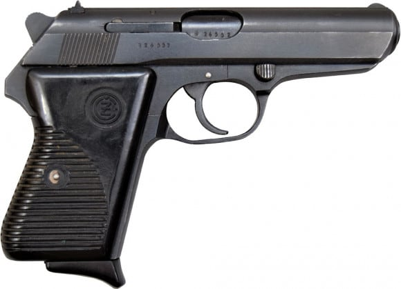 CZ-50 .32 ACP Pistol, Semi-Auto, 8 Round Mag, Surplus - Made in Czechoslovakia. C & R Eligible