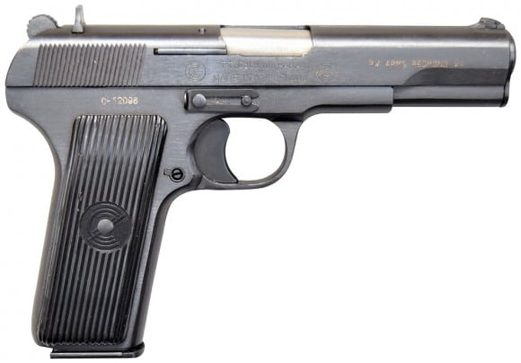 Zastava M70A Tokarev Type Semi-Auto Pistol, Cal. 9x19 - G/VG