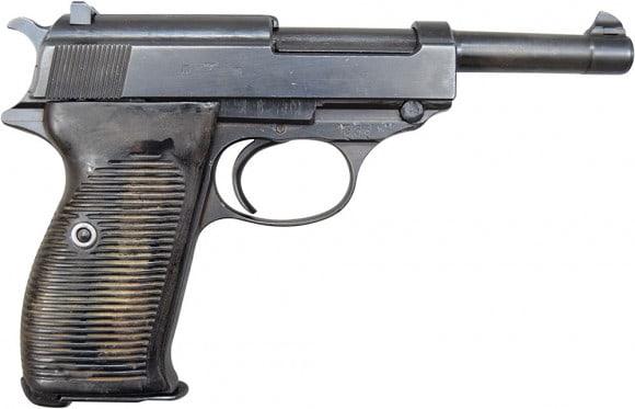 [AUCTION] Walther P38 Pistol, Original German WWII Era - 9mm Luger