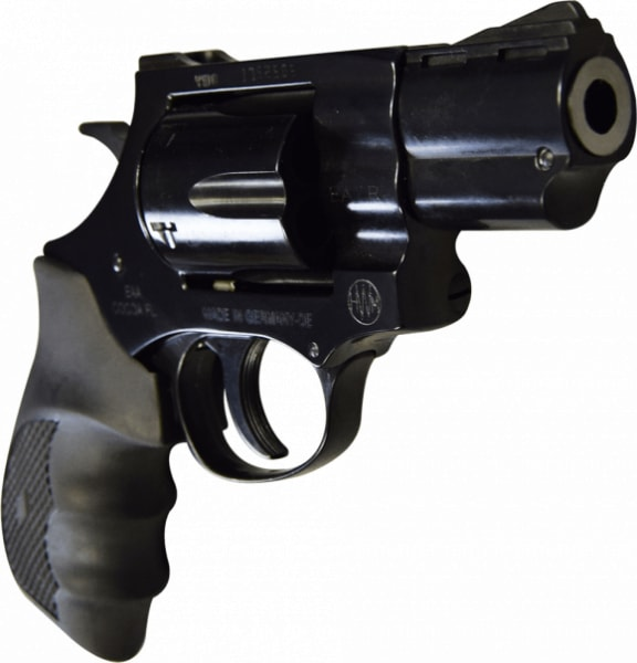 "EAA Windicator 770129 .357 Mag 2"" Bbl, 6 Shot Revolver, Blue w/ Holster"