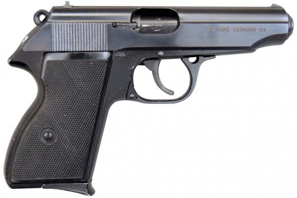 "FEG AP-MBP 7.65 / .32 ACP Caliber Pistol, Semi-Auto 3.9"" BBL, Police Turn-ins - Good / Very Good Surplus"
