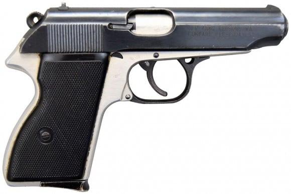 "FEG AP 7.65 / .32 ACP Caliber Pistol, Semi-Auto 3.9"" BBL, Police Turn-ins - G-VG Surplus Condition"