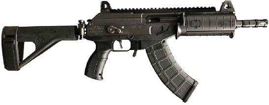 IWI GAP39SB Galil ACE Pistol 7.62x39 with Side-Folding Stabilizing Brace