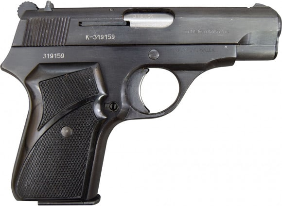 Zastava M70 Semi Auto Pistol, 7.65/.32 ACP - 2-8rd Mags & Holster - VG/E