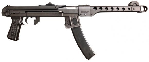 Polish PPS-43C 9mm Pistol Semi-Automatic with 2-30 Round Mags and Accessories