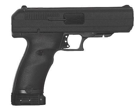 Hi-Point 34510 JHP-45 Semi Auto .45 Cal Pistol Polymer Framed Pistol - Black