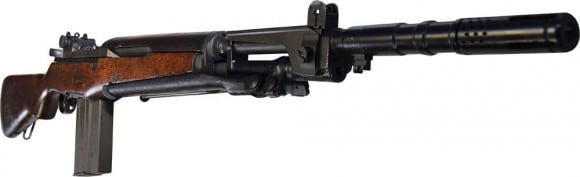 BM-59 7.62 NATO/.308 Caliber Mag Fed Semi-Auto Rifle w/ New Barrel on James River Receivers, by JRA - Service Grade Stock