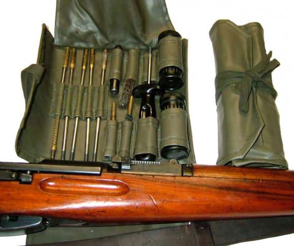 Swiss Field Maintenance Kit for 7.5 Caliber Swiss Straight Pull Rifles