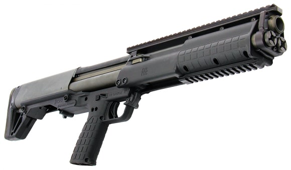 """Kel-Tec KSGBLK KSG Pump 12GA 18.5"""" 3"""" 12+1 Black"""