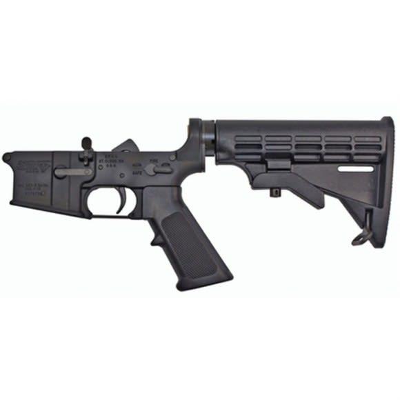 AR-15 Mil Spec Complete Lower Receiver
