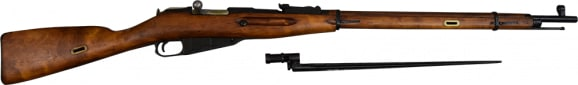 [Auction] M91/30 Ishevsk Dragoon Mosin Nagant Rifle, Hex Receiver - VG/E - Serial # 9130371587