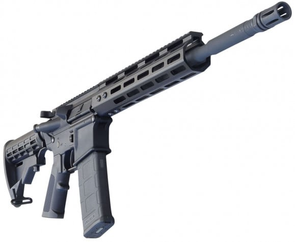 "FedArm AR-15 Mil-Spec Rifle 16"" Barrel, 10"" Free Float M-LOK Rail, .223/5.56- R-AR-556-006"