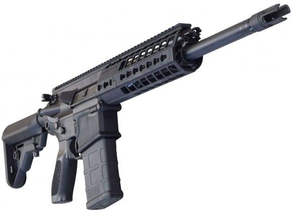 Sig Sauer 716 G2 Patrol Rifle, Piston Driven, 16in Barrel HG 20rd - R716G216BP