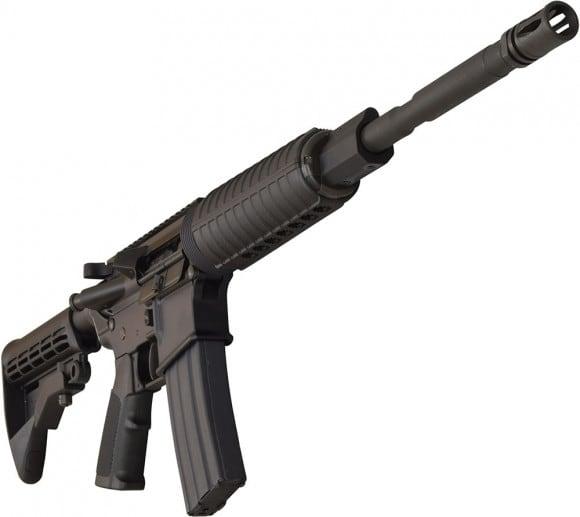 """Anderson AM15-BR 5.56 NATO Rifle 16"""" Barrel w/ 30rd Magazine - B2-K850-AA00"""