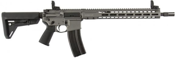 "Barrett 17177 REC7 DI Carbine 300 Blackout 16"" Grey"