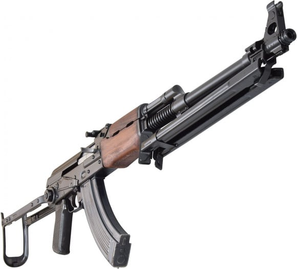 Yugo M72B1 RPK-style AK47 Rifle, Underfolder, 7.62x39, 30rd by J.R.A