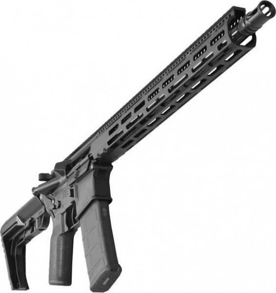 "Radical Firearms 16"" 5.56 SOCOM Rifle w/ 15"" M-LOK FCR Rail"