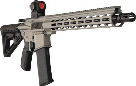"""Sig Sauer RM40016BETIR M400 Elite Ti with Red Dot Semi-Auto .223/5.56 NATO 16"""" 30+1 Thordsen Black Nitride"""