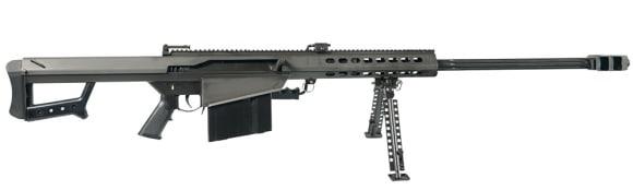 """Barrett 82A1 50 BMG w/ 29"""" Fluted Barrel Semi-Auto - 13316"""