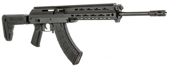 M+M Industries M10X with Magpul Zhukov-S Side Folding Stock and 1-30 Round Magpul Magazine- M10X-Z