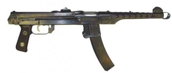Polish PPS-43C 9mm Pistol