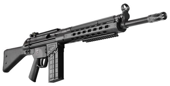 "PTR 91 FR .308 WIN RIFLE 18"" BBL - H & K 91 Type Roller Block Semi-Auto Rifle Item # PTR-102"