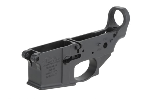 Anderson AR-15 Stripped Lower Receiver Closed Trigger - AR15-A3-LWFOR-UM-CLOSED