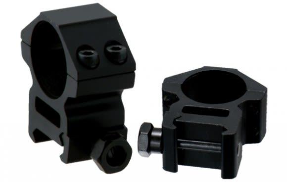 "UTG 1"" Diameter Medium Profile Weaver Rings RGWM-25M4"