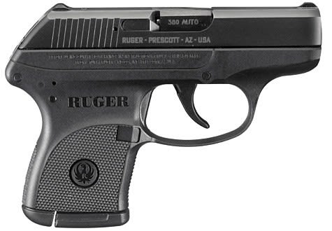 """Ruger LCP .380 2.75"""" 6+1 3701 Semi-Auto Pistol"""