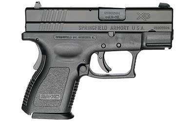 "Springfield XD 9mm Sub-Compact 3.0"" 1-13rd & 1-16rd mags Mfg # XD9801HC"