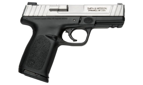 "Smith & Wesson SD40 VE 4"" 14rd SS - SW223400"