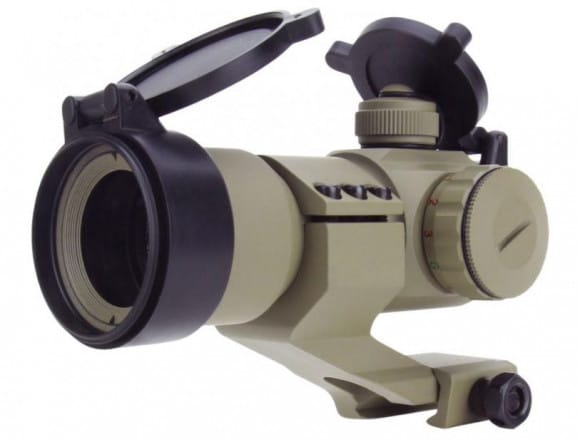 Tacfire RD004-T 1X30 ILL RED/GRN Dot Sight TAN
