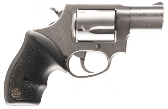 """Taurus 605 .357 Magnum Revolver, 2."""" Stainless Steel Fixed Sight - 2605029"""