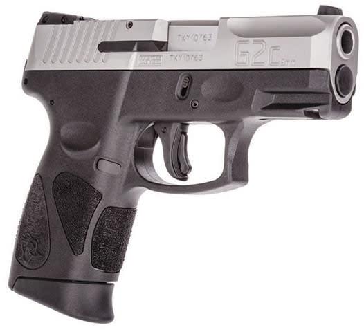 Taurus 1G2C939-12 G2CSS 9mm 12rd Black / Stainless Steel