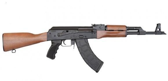 Red Army Standard RAS47 AK-47 Rifle w/ Walnut Stock by Century Arms RI2759-N