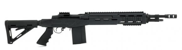 Bula Defense XM21CBR .308 Semiauto Rifle