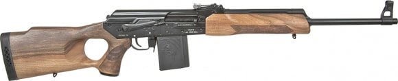 "Russian VEPR .30-06 Rifle w/ 20.5"" BBL, Type 01 Sights, Walnut Thumbhole Stock VPR-3006-02"