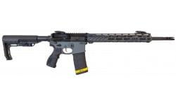 """Fostech - LITE Phantom Blem AR-15 - Semi-Automatic Rifle - 16"""" Barrel - .223/5.56 - 30rd Mag - Echo II Binary Trigger  8600-BLK/SG-5.56-6226-4150-BLEM"""