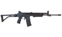 "JRA Gallant Rifle 5.56 NATO, Semi-Auto, 18"" Barrel w/ Comp and Bayonet Lug, 1-30 Rd Polymer US Made Mag- Base Model - Polymer - No Bipod"