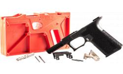 Polymer80 P80PF940V2BL G17/22 Gen 3 Compatible Frame Kit Polymer Black