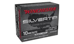 Winchester Ammo W10MMST 10MM 175 STHP - 20rd Box
