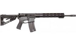 "Wilson Combat Protector Semi Automatic AR Carbine 16"" Barrel .223/5.56 30 Round Magazine  Black - TRPC556BL"