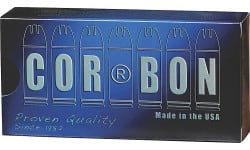 Cor-Bon SD44M165 Self Defense 44 Rem Mag Jacketed Hollow Point 165 GR - 20rd Box