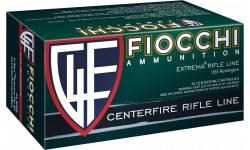 Fiocchi Case .223HVC50 .223 Remington, 55 Grain V MAX, Brass, Boxer, Reloadable - 1000 Round Case