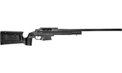 """Seekins 0011710047F-BLK Havak Bravo 6.5C 24"""""""