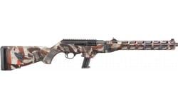 Ruger 19121 PC Carbine 16.12 TB Amer Flag 10R
