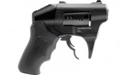 "Standard Mfg S333 Thunderstruck .22 Magnum Revolver - 1.75"" 8 Round Black Polymer Grip Black Revolver"