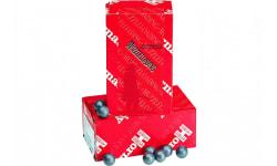 Hornady 6110 Lead Balls 54 Black Powder Lead Balls 228 GR100 PK - 100rd Box