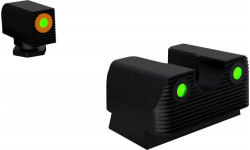 Rival Arms RA1A231G Tritium Glock 17/19 Night Sights Green/Orange